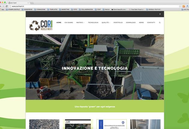 Nuovo sito di CO.R.I