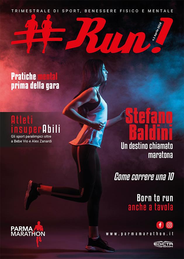 #Run!Station, la rivista dei runner parmigiani